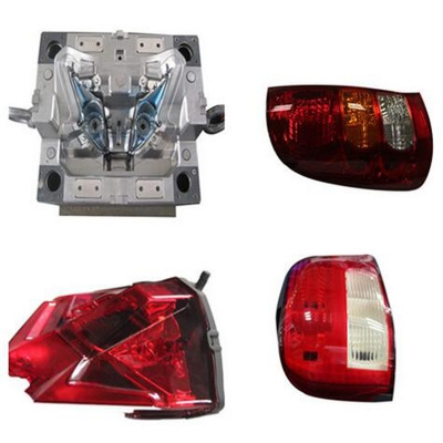 Automotive Back Lamp Mould