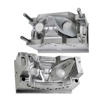 Automotive headlight mould